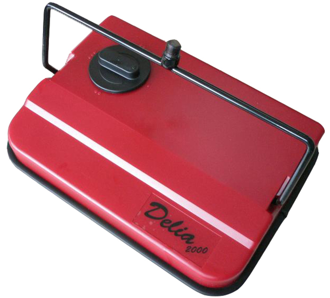 Mechanický zametač Delia 2000