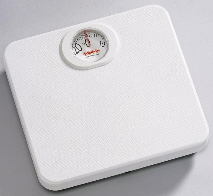 Mechanická osobní váha Soehnle Standard