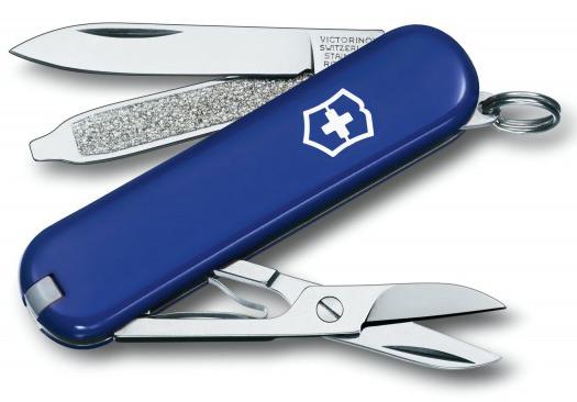 Nůž Victorinox 0.6223.2 Classic SD modrý