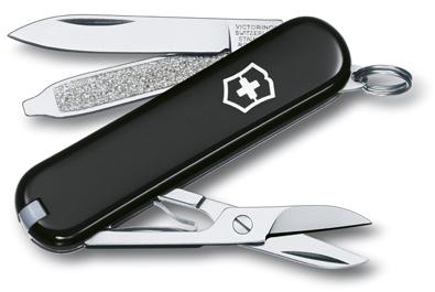 Nůž Victorinox 0.6223.3 Classic SD černý