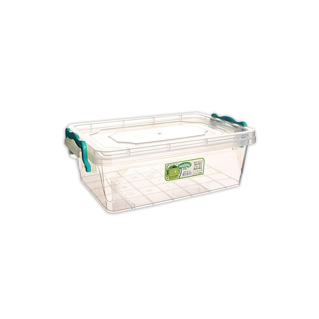 Plastový box s víkem UH Multi 1,2 l