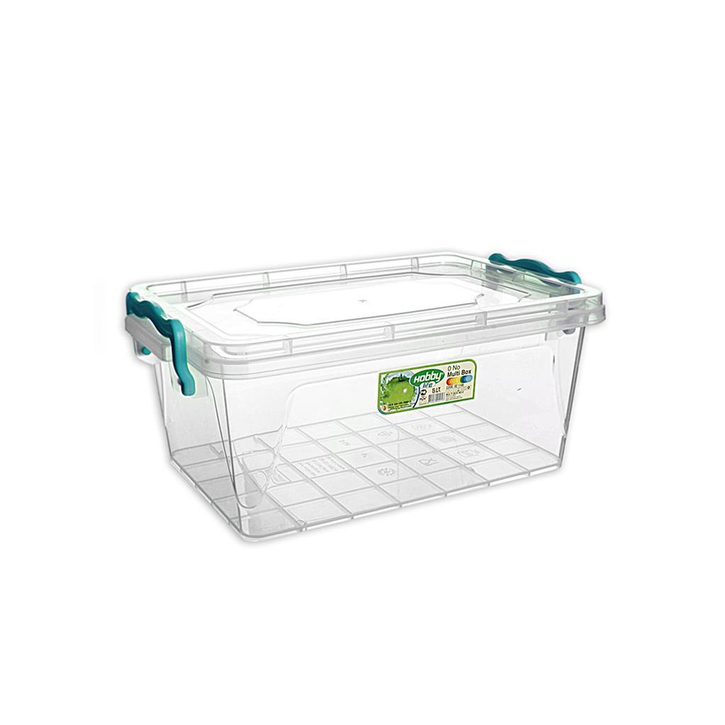Plastový box s víkem UH Multi 5 l