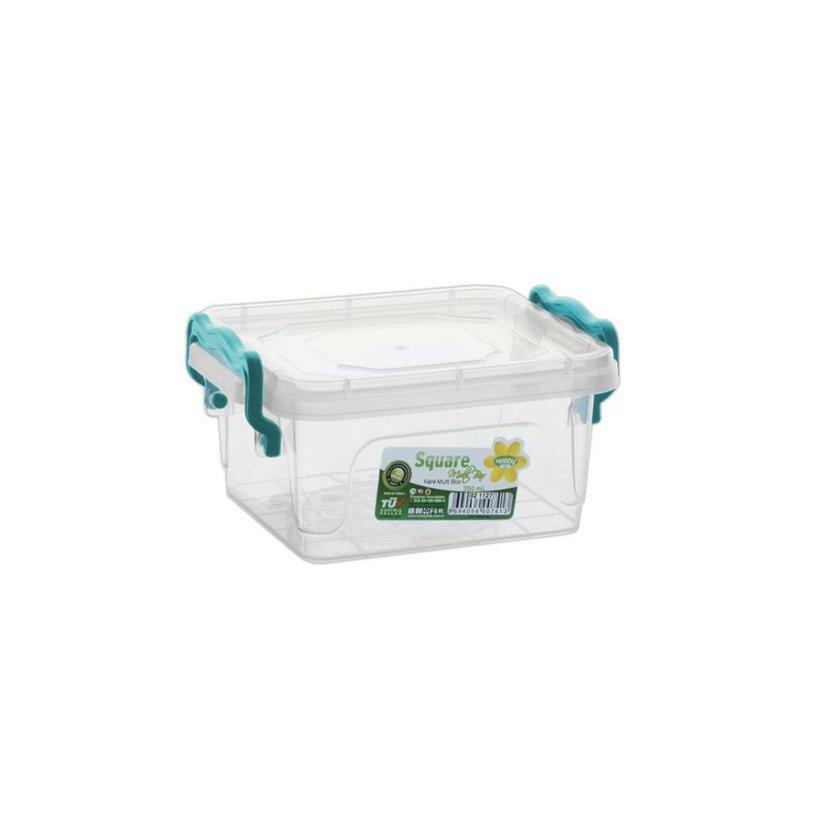 b1a29a8b4 Plastová krabička s víkem 0,35 l i na potraviny | Od Kulináře