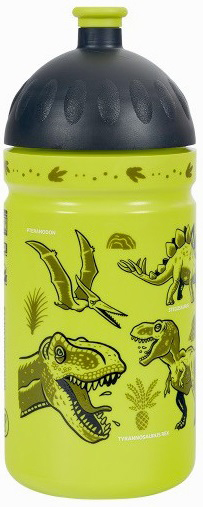 Zdravá láhev 0,5 l Dinosauři