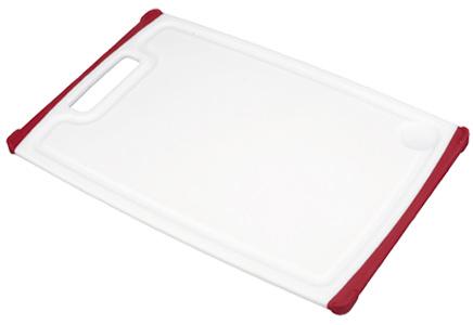 Krájecí deska COSMO 40x26 cm - červená