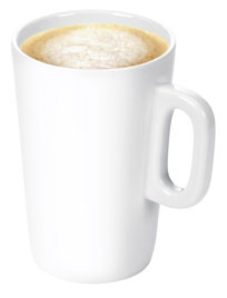 Tescoma Hrnek na kávu latte GUSTITO