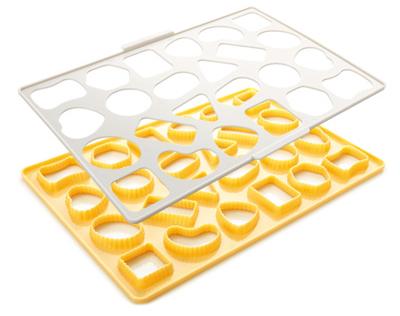 Vykrajovací forma na sušenky Tescoma DELÍCIA