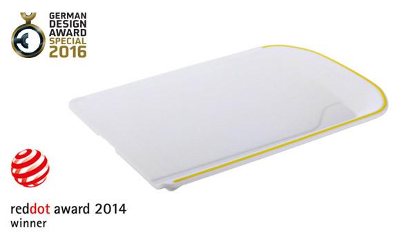 Krájecí deska VITAMINO - žlutá