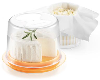 Souprava pro přípravu čerstvého sýru tescoma DELLA CASA