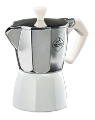 Kávovar PALOMA Colore, 1 šálek - bílá