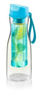 Láhev na nápoje s vyluhováním Tescoma PURITY 0.7 l, modrá