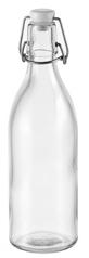 Láhev s klipem DELLA CASA 500 ml