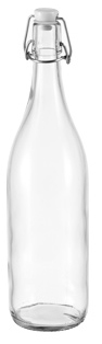 Láhev s klipem Tescoma DELLA CASA 1000 ml
