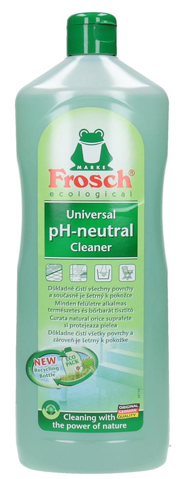 Frosch pH neutrální Univerzální tekutý čístič 1 l