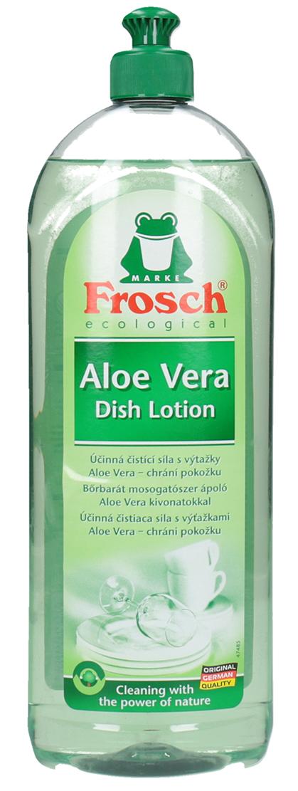 Frosch Aloe Vera na mytí nádobí tekutý prostředek 750 ml