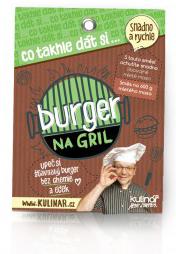Směs koření Burger na gril