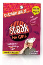 Směs koření Steak na gril