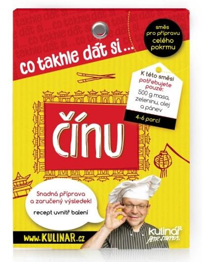 Dobrá čína - směs pro přípravu celého pokrmu 30 g