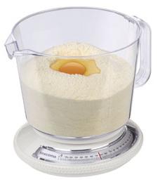 Kuchyňské váhy dovažovací DELÍCIA 2.2 kg