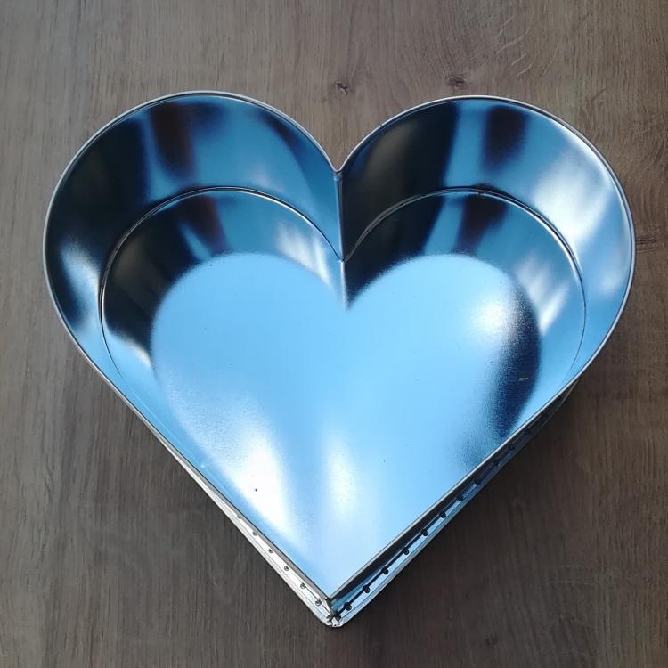 Forma na dort srdce střední 24 cm