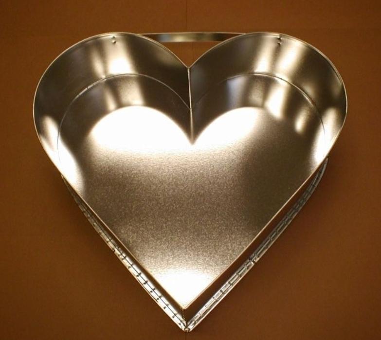 Forma na dort srdce velké 31 cm