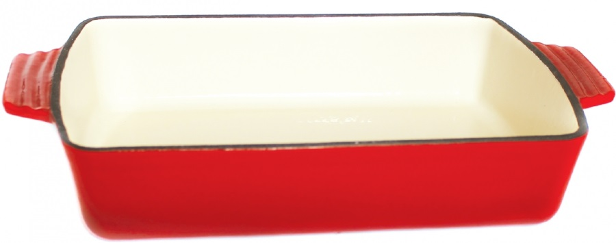 Litinový pekáč Belis Queen Line 32x22,5x7 cm