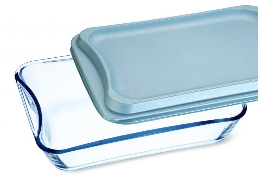Simax skleněný pekáč s UH víkem 3,5 l