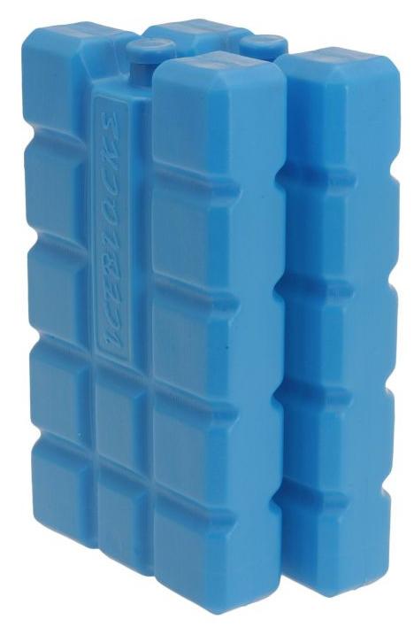 Chladicí vložky do cestovní ledničky 2x400