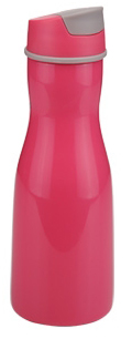 Tescoma láhev na nápoje PURITY 700 ml - růžová