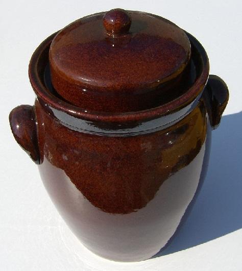 Krumvíř Zelák keramika 7 l
