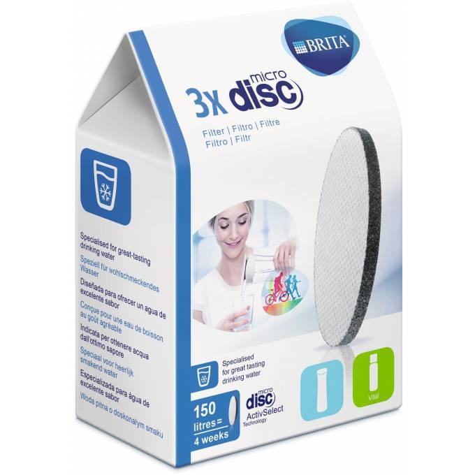 Filtry Brita Micro Disk 3 ks