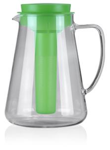 Džbán Teo Tescoma 2,5l s vyluhováním a chlazením - zelená