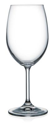 Sklenice na víno Klára 350 ml 6 ks