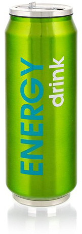 Termohrnek plechovka BANQUET Energy