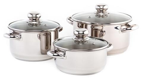 Sada nádobí Kolimax Premium 6 kusů