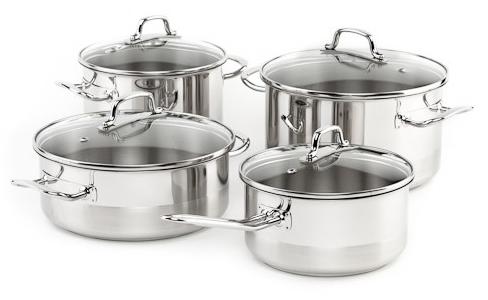 Sada nádobí Kolimax Professional 8 kusů