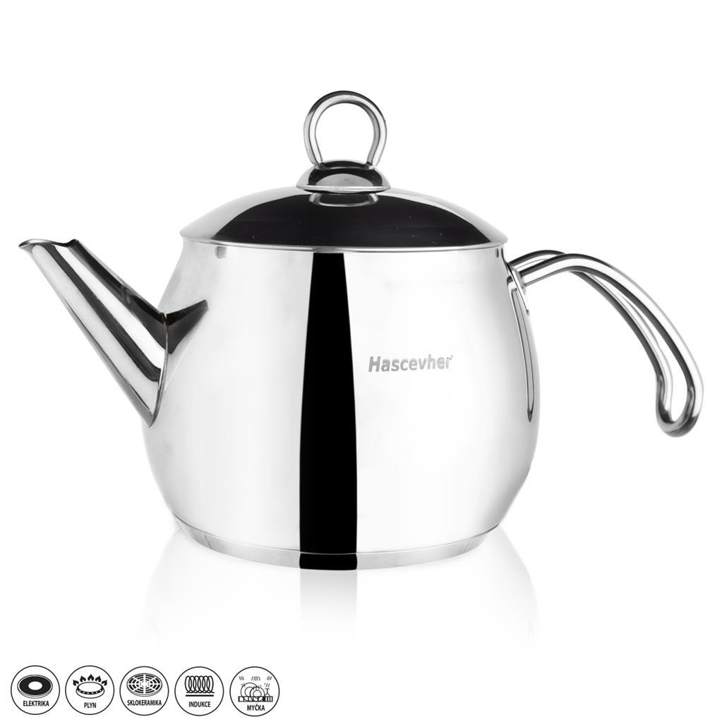 Konvice na čaj Anett 1,68 l