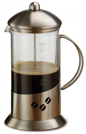 French press kávovar Simax 0,4 l