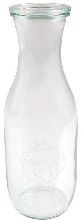 Zavařovací sklenice Weck Tulpe 1062 ml, průměr 100 - Rychlá expedice, doprava Zdarma od 999,-