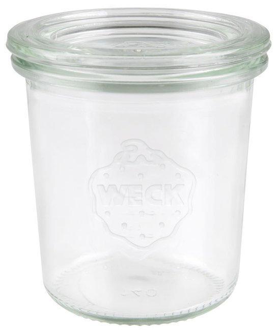 Zavařovací sklenice Weck Mini-Sturz 140 ml, průměr 60 - Rychlá expedice, doprava Zdarma od 999,-
