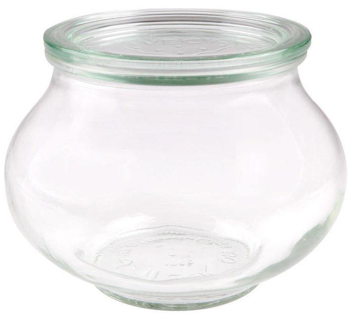 Weck Zavařovací sklenice dekorativní Weck Schmuck 1062 ml, průměr 100 w748 - Rychlá expedice, doprava Zdarma od 999,-