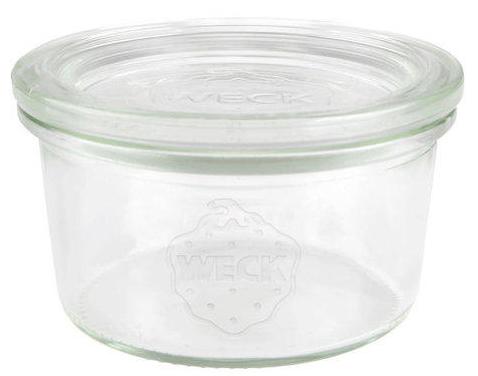 Weck Zavařovací sklenice Weck Sturz 165 ml, průměr 80 w976 - Rychlá expedice, doprava Zdarma od 999,-