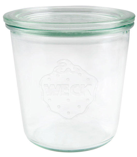 Weck Zavařovací sklenice Weck Sturz 580 ml, průměr 100 w742 - Rychlá expedice, doprava Zdarma od 999 Kč