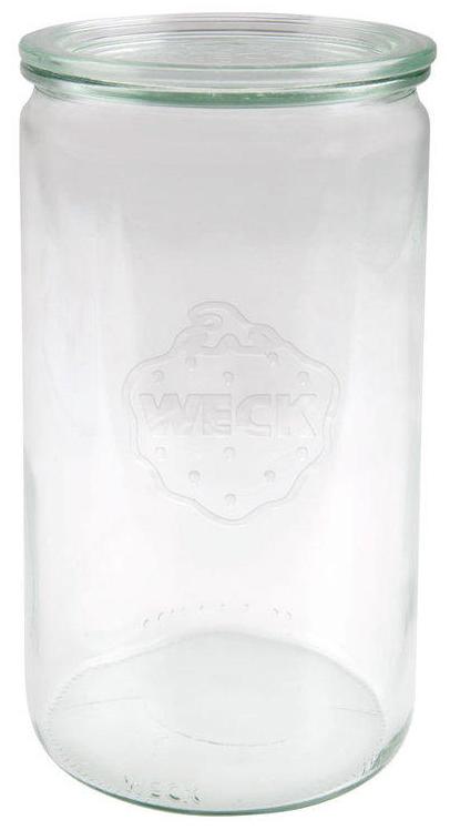Weck Zavařovací sklenice válcová Weck Zylinder 1590 ml, průměr 100 w974 - Rychlá expedice, doprava Zdarma od 999,-