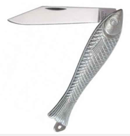 Kapesní nůž rybička Mikov