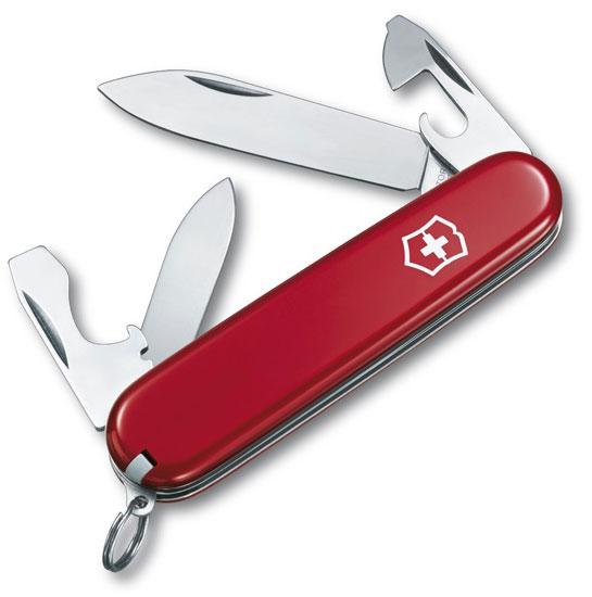 Nůž Victorinox 0.2503 Recruit červený