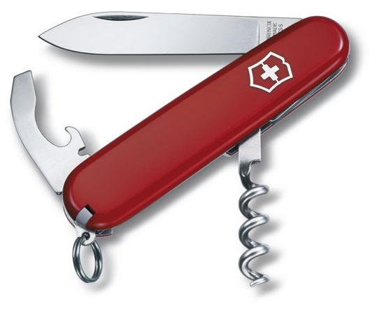 Nůž Victorinox 0.3303 Waiter červený