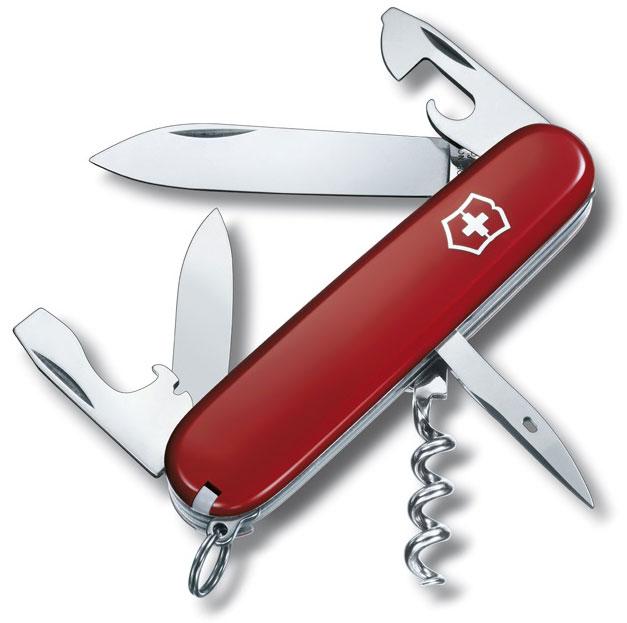 Nůž Victorinox 1.3603 Spartan červený
