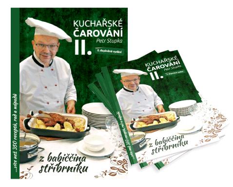 """Kuchařské čarování II. """"Z babiččina stříbrníku"""""""