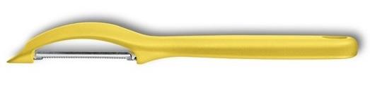 Škrabka na zeleninu Victorinox žlutá